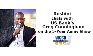 Roshini chats with Greg Cunningham, US Bank's Head of Global Inclusion