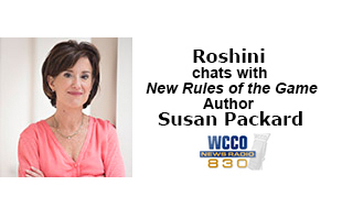 Roshini chats with Susan Packard