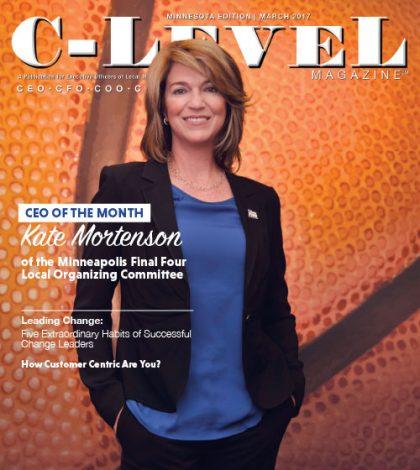 c-level magazine
