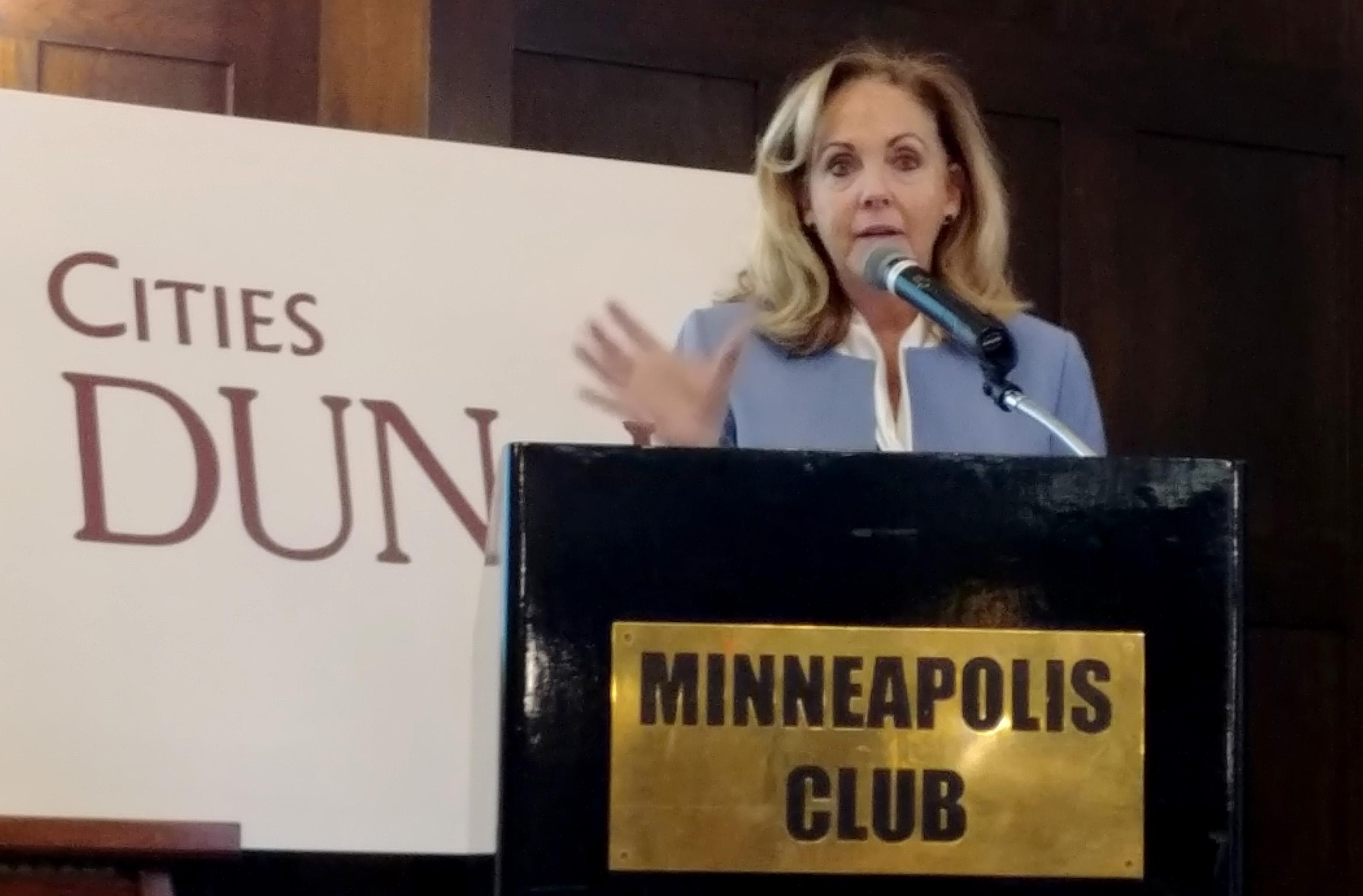 Maureen Bausch Leadership Talks