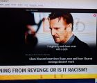 Roshini analyzes Liam Neeson Race Controversy on NBC Minneapolis