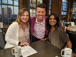 Roshini shares High School Reunion Tips on ABC Minneapolis