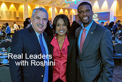 Real Leaders with Roshini: Thomas Friedman