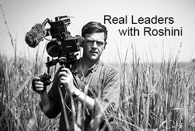 Real Leaders with Roshini podcast with J.J. Kelley