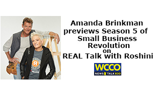 Amanda Brinkman previews Season 5 of Small Business Revolution
