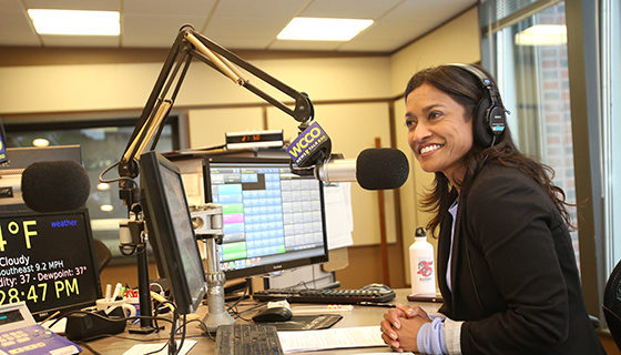 Real Talk with Roshini WCCO Radio