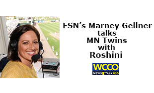 FSN's Marney Gellner talks MN Twins with Roshini