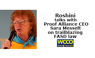 Proof Alliance CEO Sara Messelton on trailblazing FASD law