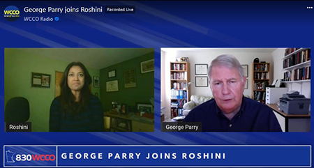 Roshini previews new documentary about Floyd case with fmr federal prosecutor George Parry about why he says charges should be dropped