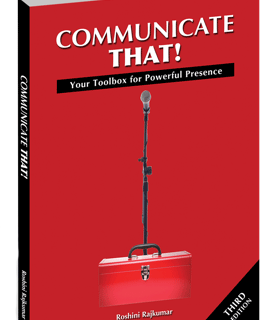 Communicate That! Book