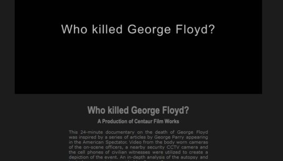 Who Killed George Floyd