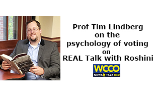 Professor Tim Lindberg on REAL Talk with Roshini