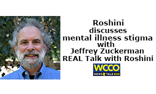 Roshini interviews Jeffrey Zuckerman on mental health stigma
