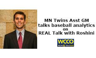 Daniel Adler MN Twins Asst Manager