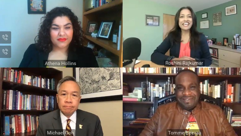 Courageous Conversations: Moving Toward Equity and Inclusion