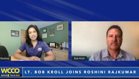 Roshini interviews Lt. Bob Kroll
