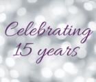 Roshini Group 15 Year Anniversary