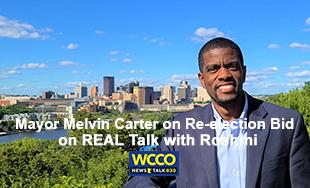 Mayor Melvin Carter on Re-election Bid