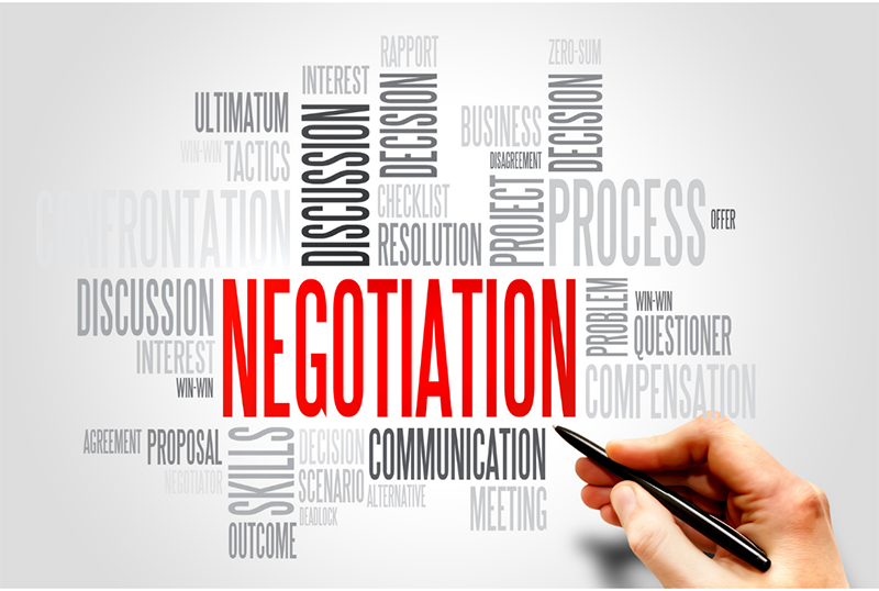 Negotiate What You Deserve